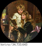 Salisbury Frank Owen - Tales of Enchantment 2 - British School - ... Редакционное фото, фотограф Artepics / age Fotostock / Фотобанк Лори