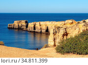 Portugal Algarve Kueste Seismarias Hapimag. Стоковое фото, фотограф Zoonar.com/Rainer Pfander Fellbach / easy Fotostock / Фотобанк Лори