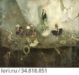 Ansingh Lizzy - Het Knekelballet Van Harry Van Tussenbroek - Dutch... Редакционное фото, фотограф Artepics / age Fotostock / Фотобанк Лори