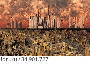UIG-71096_RF_28_GLOBAL_WARMING_199B2H. Стоковое фото, фотограф UNIVERSAL IMAGES GROUP / age Fotostock / Фотобанк Лори