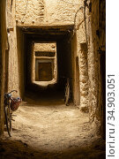 Ksur El Fida, Rissani, Tafilalet, Marruecos, Africa. Стоковое фото, фотограф Tolo Balaguer / easy Fotostock / Фотобанк Лори