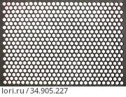 Hexagonal mesh wire mesh. Стоковое фото, фотограф Юрий Бизгаймер / Фотобанк Лори