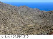 Puntas de Calnegre. Murcia, Spain. Стоковое фото, фотограф J M Barres / age Fotostock / Фотобанк Лори