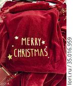 Christmas decoration for sale. Merry Christmas. Редакционное фото, фотограф Andre Maslennikov / age Fotostock / Фотобанк Лори