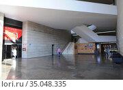 Valencia, IVAM. Comunidad Valenciana, Spain. Стоковое фото, фотограф J M Barres / age Fotostock / Фотобанк Лори