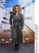 Mary Ruiz attends '2020' Documental Movie Exclusive Premiere at Wizink... Редакционное фото, фотограф Manuel Cedron / age Fotostock / Фотобанк Лори