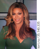 NY 10-11-07, Beyonce, Photo by John Barrett-PHOTOlink. (2008 год). Редакционное фото, фотограф Adam Scull / age Fotostock / Фотобанк Лори