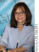 Sally Field 6/1/2018.2018 Book Expo at the Javitz Center.Photo By... Редакционное фото, фотограф Adam Scull / age Fotostock / Фотобанк Лори