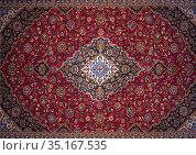Cordoba, Spain - Sept 8th, 2018: Persian carpet collection of Calahorra... Стоковое фото, фотограф Juan García Aunión / age Fotostock / Фотобанк Лори