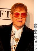 Elton John 11/5/2018.17th annual AIDS Foundation Benefit.Photo by... Редакционное фото, фотограф Adam Scull / age Fotostock / Фотобанк Лори