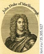 Europa, Großbritannien, England, Devonshire, John Duke of Marlborough... Редакционное фото, фотограф Historisches Auge Ralf Feltz / age Fotostock / Фотобанк Лори