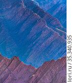 Beautiful puna andean landscape at brava lagoon reserve, la rioja... Стоковое фото, фотограф Zoonar.com/Daniel Ferreira-Leites Ciccarino / easy Fotostock / Фотобанк Лори