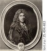 Jean Baptiste Lully, born Giovanni Battista Lulli (1632-1687) Italian... Редакционное фото, агентство World History Archive / Фотобанк Лори