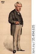 John Laird Mair Lawrence, lst Baron Lawrence (1811-1879) British ... Редакционное фото, агентство World History Archive / Фотобанк Лори