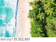Seychelles Takamaka beach Mahe island copyspace symbolic picture nature... Стоковое фото, фотограф Zoonar.com/Markus Mainka / easy Fotostock / Фотобанк Лори