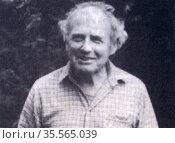 Vernon Richards (19 July 1915 - 10 December 2001) was an Anglo-Italian... Редакционное фото, агентство World History Archive / Фотобанк Лори