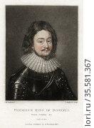 Frederick V (1596-1632) Elector Palatine 1610-1623, King of Bohemia... Редакционное фото, агентство World History Archive / Фотобанк Лори