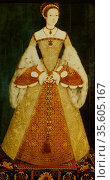 Lady Jane Grey (1537-1554) The Nine Days Queen.  A granddaughter ... Редакционное фото, агентство World History Archive / Фотобанк Лори