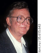 Steve Allen 1993 Photo By John Barrett/PHOTOlink (2008 год). Редакционное фото, фотограф Photo By John Barrett/PHOTOlink / age Fotostock / Фотобанк Лори