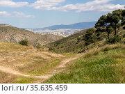 Environmental park Peramatos - Schistos in Athens District (Greece) Стоковое фото, фотограф Татьяна Ляпи / Фотобанк Лори