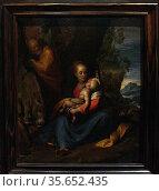 Perhaps by Giovanni Battista Crespi II Cerano (about 1575/76-1632... Редакционное фото, агентство World History Archive / Фотобанк Лори