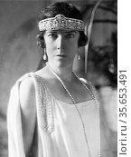 Elisabeth of Bavaria (born Elisabeth Gabriele Valérie Marie, Duchess... Редакционное фото, агентство World History Archive / Фотобанк Лори