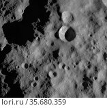 This Dawn framing camera (FC) image of the Asteroid Vesta, shows ... Редакционное фото, агентство World History Archive / Фотобанк Лори