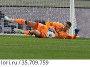 Pierluigi Gollini (Atalanta) during the match ,Bergamo, ITALY-25-... Редакционное фото, фотограф Alberto Ramella / Sync / AGF/Alberto Ramella / Syn / age Fotostock / Фотобанк Лори