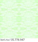 Бесшовный узор светло-зеленых оттенков. Стоковая иллюстрация, иллюстратор Галина / Фотобанк Лори