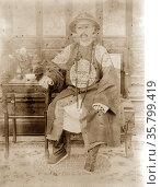 Prince Ch'un. Редакционное фото, агентство World History Archive / Фотобанк Лори