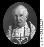 The Archbishop of Canterbury Cosmo Lang. Редакционное фото, агентство World History Archive / Фотобанк Лори