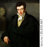 Portrait of Paulus Joseph Gabriël. Редакционное фото, агентство World History Archive / Фотобанк Лори