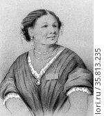 Portrait of Mary Jane Seacole. Редакционное фото, агентство World History Archive / Фотобанк Лори