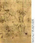 Temptation of Eve. Редакционное фото, агентство World History Archive / Фотобанк Лори
