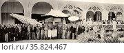 Indonesian wedding celebration. Редакционное фото, агентство World History Archive / Фотобанк Лори