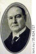 Wilhelm Heinrich Solf (1862 – 1936) Редакционное фото, агентство World History Archive / Фотобанк Лори