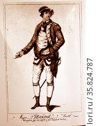 Benedict Arnold (1741 – 1801) Редакционное фото, агентство World History Archive / Фотобанк Лори