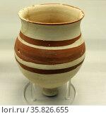 Painted Vase 360 B.C. . Редакционное фото, агентство World History Archive / Фотобанк Лори