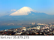 Mt.Fuji. Стоковое фото, агентство Ingram Publishing / Фотобанк Лори