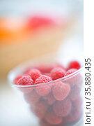 Raspberry. Стоковое фото, агентство Ingram Publishing / Фотобанк Лори