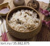Korean Food. Стоковое фото, агентство Ingram Publishing / Фотобанк Лори
