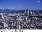 City view. Стоковое фото, агентство Ingram Publishing / Фотобанк Лори