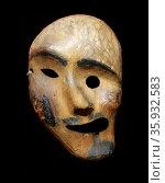 Spirit mask. Редакционное фото, агентство World History Archive / Фотобанк Лори