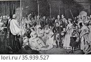 Marriage of Princess Royal, Victoria. Редакционное фото, агентство World History Archive / Фотобанк Лори