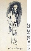 Samuel Taylor Coleridge (1772 – 25 July 1834) was an English poet, literary critic and philosopher (2016 год). Редакционное фото, агентство World History Archive / Фотобанк Лори