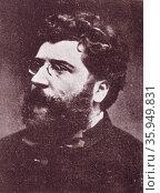 Portrait of Georges Bizet. Редакционное фото, агентство World History Archive / Фотобанк Лори