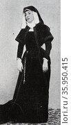 Photograph of Teresa Arkel. Редакционное фото, агентство World History Archive / Фотобанк Лори