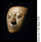 Andean Pre-Hispanic native. Редакционное фото, агентство World History Archive / Фотобанк Лори