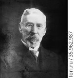 Argentine lawyer and politician Miguel Serapio Ortiz. Редакционное фото, агентство World History Archive / Фотобанк Лори