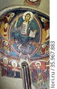 Aspes of Sant Climent de Taüll. Редакционное фото, агентство World History Archive / Фотобанк Лори